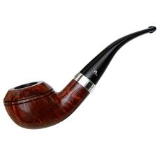 Peterson Dublin Silver (999) Fishtail
