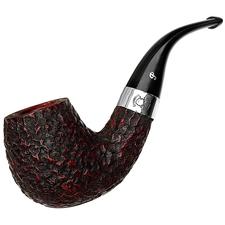Peterson Sherlock Holmes Rusticated Professor Fishtail