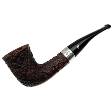 Peterson Return of Sherlock Holmes Rusticated Mycroft Fishtail