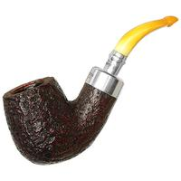 Peterson Sandblasted Amber Stem Spigot (XL90) P-Lip