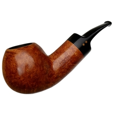 Radice Clear Aero Reverse Calabash Bent Apple with Tamper