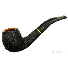 Savinelli Oscar Tiger Rusticated (677 KS) (6mm)