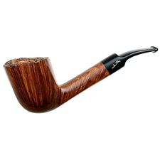 Savinelli Autograph Smooth Bent Dublin with Plateau (8) (6mm)