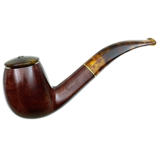 Savinelli Tortuga Smooth (677 KS) (6mm)