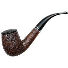 Savinelli Monsieur Sandblasted (606 KS) (6mm)