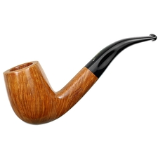 Savinelli Autograph Smooth Bent Billiard (4) (6mm)