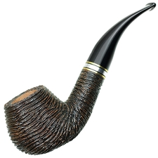Savinelli Piazza di Spagna Rusticated (645 KS) (6mm)