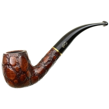 Savinelli Alligator Brown (602) (6mm)