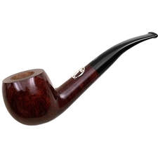Savinelli Leonardo da Vinci Vitruvio Smooth Dark Brown (6mm)