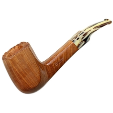 Savinelli Autograph Smooth Paneled Freehand (6) (6mm)