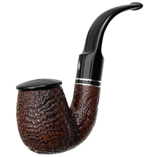 Savinelli Monsieur Sandblasted (614) (6mm)
