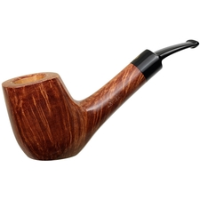 Savinelli Artisan Paneled Bent Billiard Sitter (6mm)