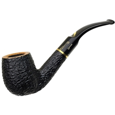 Savinelli Oscar Tiger Rusticated (603) (6mm)