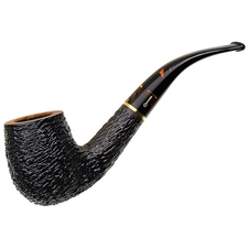 Savinelli Oscar Tiger Rusticated (606 KS) (6mm)