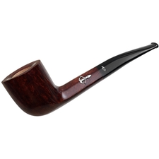 Savinelli Leonardo da Vinci Balestra Smooth Dark Brown (6mm)