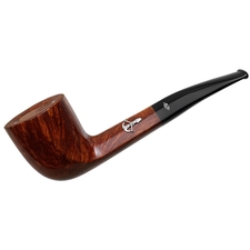Savinelli Leonardo da Vinci Balestra Smooth Brown (6mm)