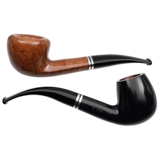 Savinelli Day (316 KS) (6mm) & Night (602 KS) (6mm)