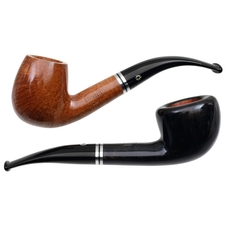 Savinelli Day (602 KS) (6mm) & Night (316 KS) (6mm)