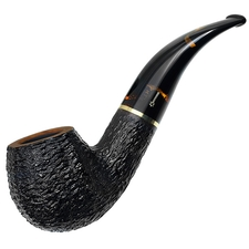 Savinelli Oscar Tiger Rusticated (699 KS) (6mm)