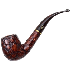 Savinelli Alligator Brown (606 KS) (6mm)