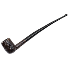 Savinelli Churchwarden Rusticated (104)