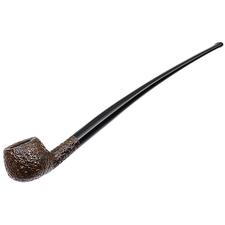 Savinelli Churchwarden Rusticated (313)