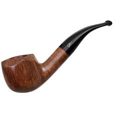 Savinelli Sigla Smooth Paneled Bent Pot (6mm)