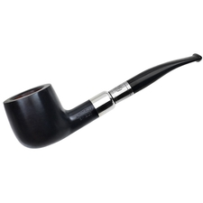 Savinelli Spigot Sterling Black (122) (6mm)
