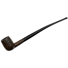 Savinelli Churchwarden Brown Rusticated (104)