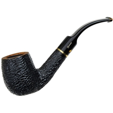 Savinelli Oscar Tiger Ructicated (603) (6mm)