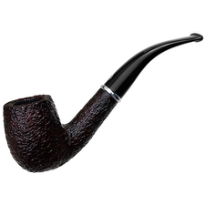 Savinelli Arcobaleno Rusticated Red (606 KS) (6mm)