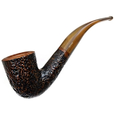 Savinelli Tundra Rusticated (611 EX) (6mm)