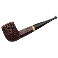 Savinelli Octavia Rusticated Brown (138) (6mm)
