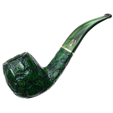 Savinelli Alligator Green (677 KS) (6mm)