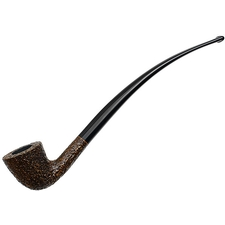 Savinelli Churchwarden Brown Rusticated (921)