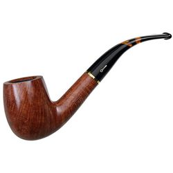 Savinelli Oscar Tiger Smooth (606 KS) (6mm)