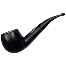 Savinelli Leonardo da Vinci Vitruvio Smooth Black (6mm)