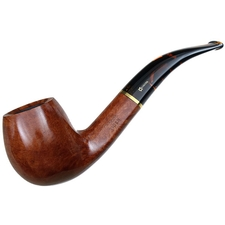 Savinelli Oscar Tiger Smooth (677 KS) (6mm)