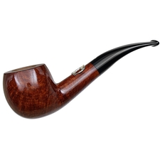 Savinelli Leonardo da Vinci Vitruvio Smooth Brown (6mm)