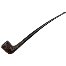 Savinelli Churchwarden Brown Rusticated (404)