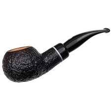 Savinelli Gaius Rusticated (320 KS) (6mm)