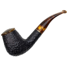 Savinelli Tortuga Rusticated (628) (6mm)