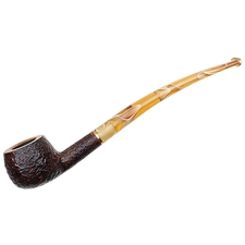Savinelli Prince of Wales Rusticated (6mm)