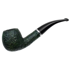 Savinelli Arcobaleno Rusticated Green (626) (6mm)
