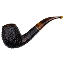 Savinelli Tortuga Rusticated (677 KS) (6mm)