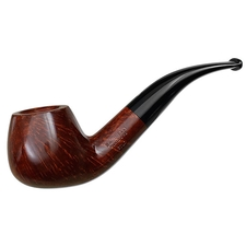 Savinelli Punto Oro Gold Smooth (645 KS) (6mm)