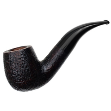 Savinelli Punto Oro Gold Sandblasted (616 KS) (6mm)