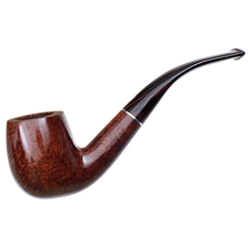 Savinelli Cumberland Smooth Dark Brown (601)