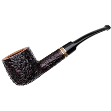 Savinelli Porto Cervo Rusticated (122) (6mm)