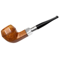 Savinelli Spigot Sterling Natural (504) (6mm)